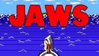 Jaws NES - Playthrough With Commentary