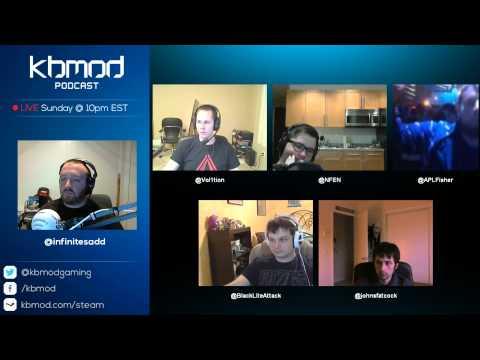 KBMOD Podcast - Episode 95 (In Which BlackliteAttack Has The Best Stroke)