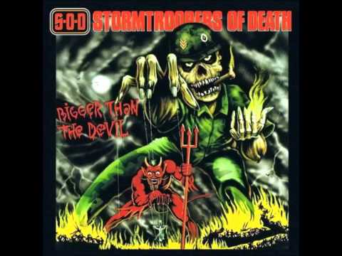 S.O.D - Bigger Than the Devil (Full Album)