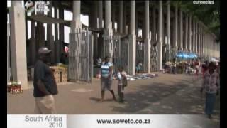 Afrique du Sud 2010 - Le tourisme à Johannesbourg