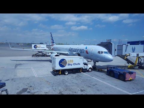 American Airlines | 757-200 New York (JFK) ✈ Miami International Airport Main Cabin Extra