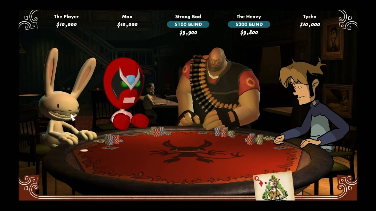 Games like poker night at the inventory spectacles casino barriere a toulouse