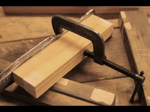 Easiest and fast knife bevel jig - Perfect for beginners!