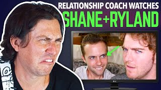 Relationship Coach Reacts to SHANE DAWSON and RYLAND ADAMS