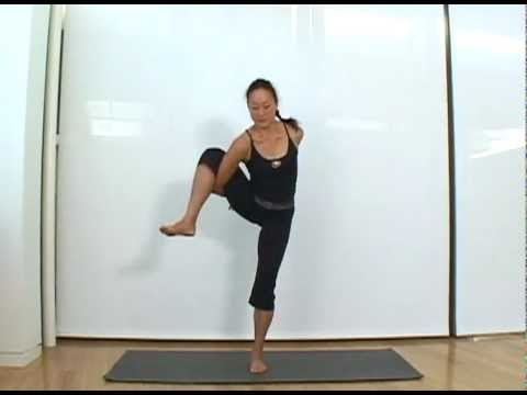 Bird of Paradise (Svarga Dvijasana) Women's Health Yoga