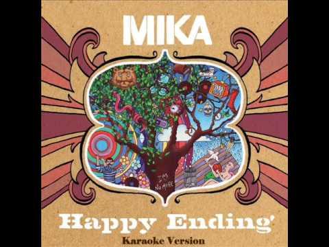 Mika - Happy Ending (Karaoke+Lyrics)