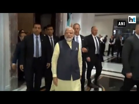 After 'Howdy, Modi' event, PM Modi receives warm welcome in New York