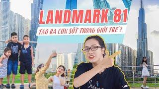 Vi sao Landmark 81 tạo ra cơn sốt trong giới trẻ ?