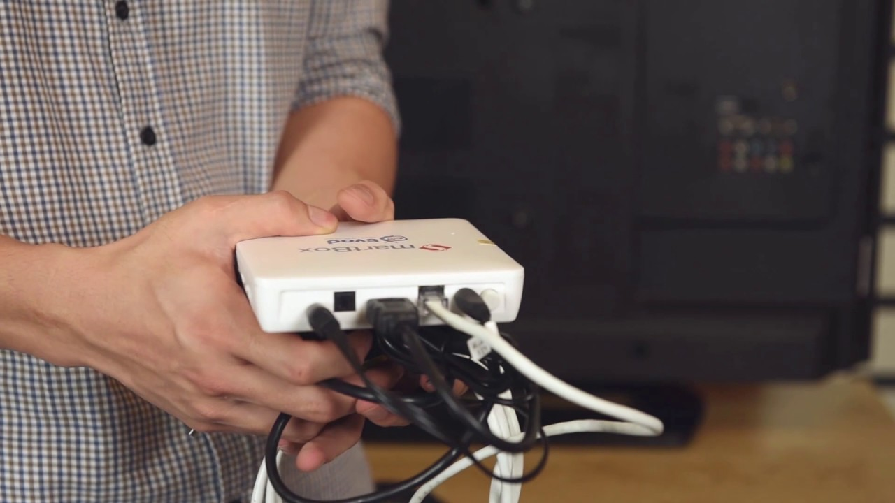 VNPT SmartBox 2 – Hướng dẫn lắp đặt