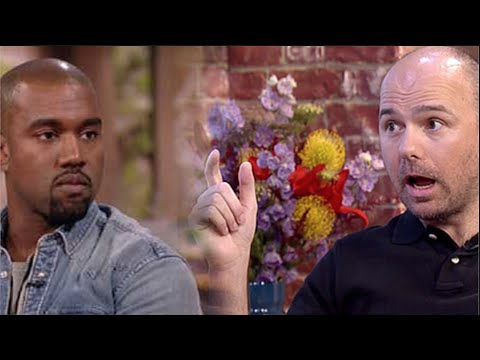 Kanye West Meets Karl Pilkington