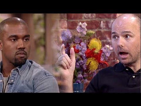 Kanye West Meets Karl Pilkington