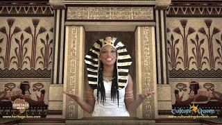 Black History LIVE! w/ Culture Queen| Episode 2: Hatshepsut