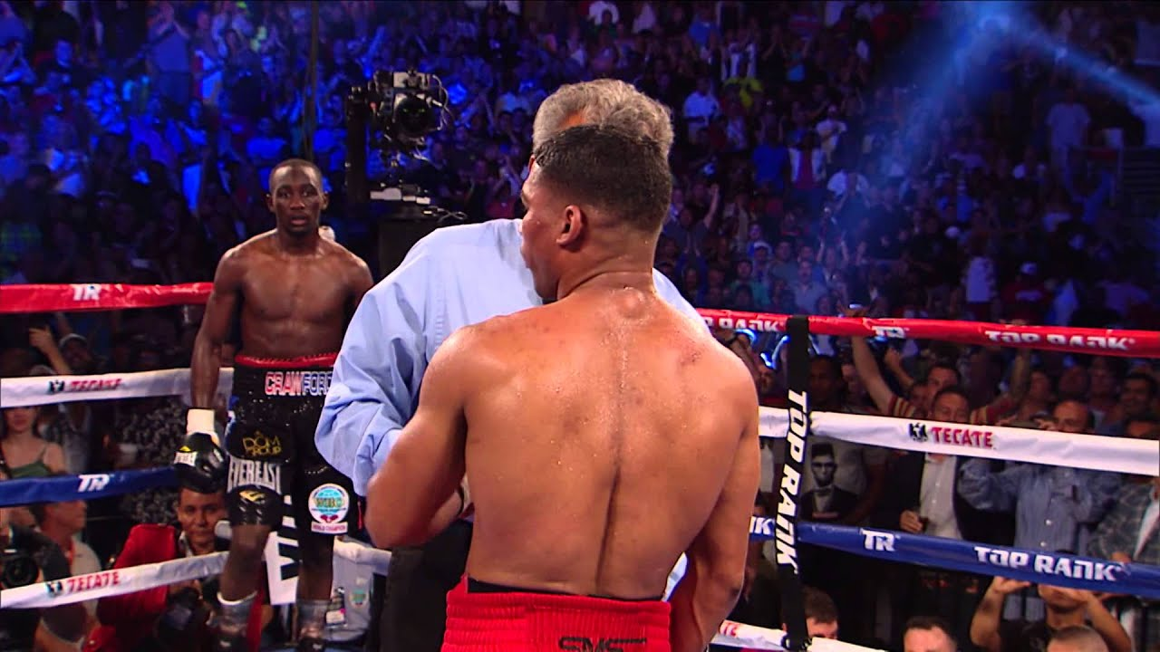 Fighter of the Year: Terence Crawford