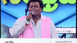 5th Anniversary Public Hero Special Program Sadhu Kokila Sings Olithu Madu Manushya Song