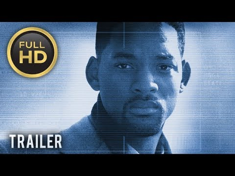 🎥 ENEMY OF THE STATE (1998) | Full Movie Trailer | Full HD | 1080p