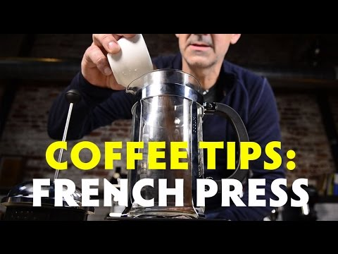 Coffee Tips – French Press