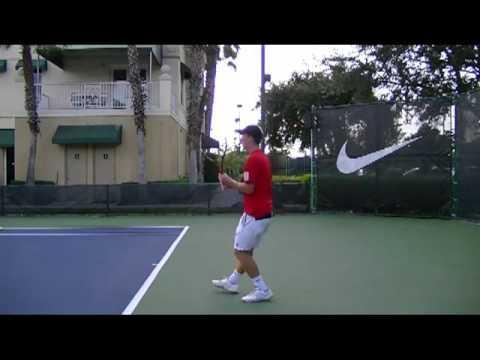 Neal Towlson Tennis Strokes