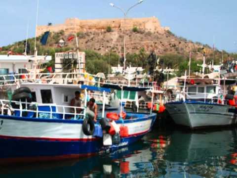 LA VILLE DE KELIBIA EN TUNISIE ( MANKAI EZZEDINE )