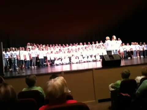 """""""Before It Starts"""" performed in Vincennes, Indiana"""