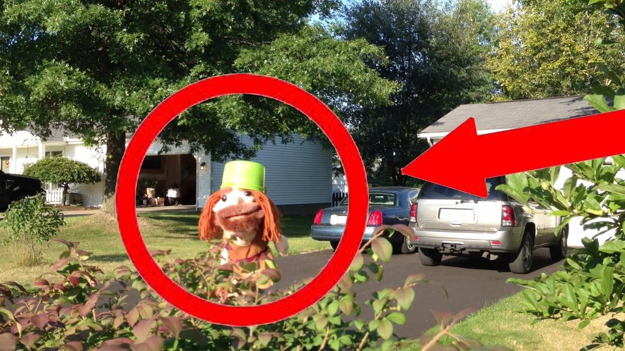 leprechaun attack caught on tape must see youtube