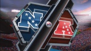 Madden NFL 12 Seahawks Franchise | [Y1]: 2012 Pro Bowl