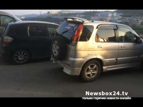 Козлячья парковка  Адм. Кузнецова, 53 (Владивосток)