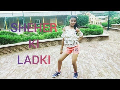 Download Lagu  SHEHER KI LADKI Song Dance | BADSHAH | Khandani Shafakhana | by : LEHAR Mp3 Free