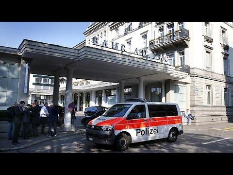 Korruptionsermittlungen: Sechs FIFA-Funktionäre in Zürich verhaftet