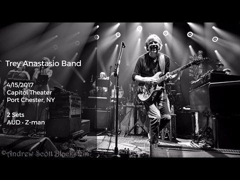 Trey Anastasio Band Live at the Capitol Theater, Port Chester, NY - 4/15/2017 Full Show AUD