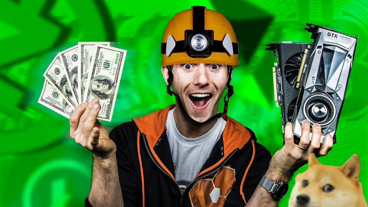 real money miner