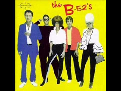 The B-52's - Hero Worship