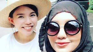 VLOG | WATERFALL ADVENTURE in Japan✿ Smiley Sayeeba