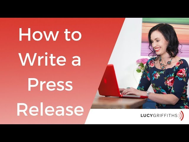 How to Write a Press Release to Score Free Publicity