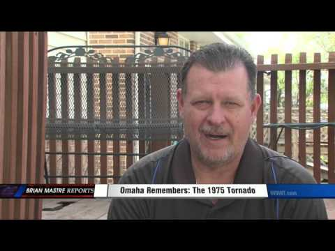 Brian Mastre Reports: Omaha Remembers The 1975 Tornado