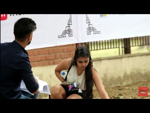 | LOVE AT FIRST SIGHT PRANK IN IIT KANPUR | PRANKS IN INDIA 2018