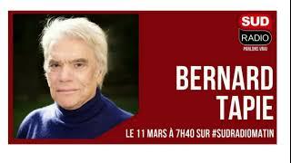Bernard Tapie - Le Petit Déjeuner Politique Sud Radio
