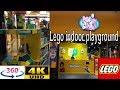 360 video   GIANT LEGO World's biggest indoor playground P1