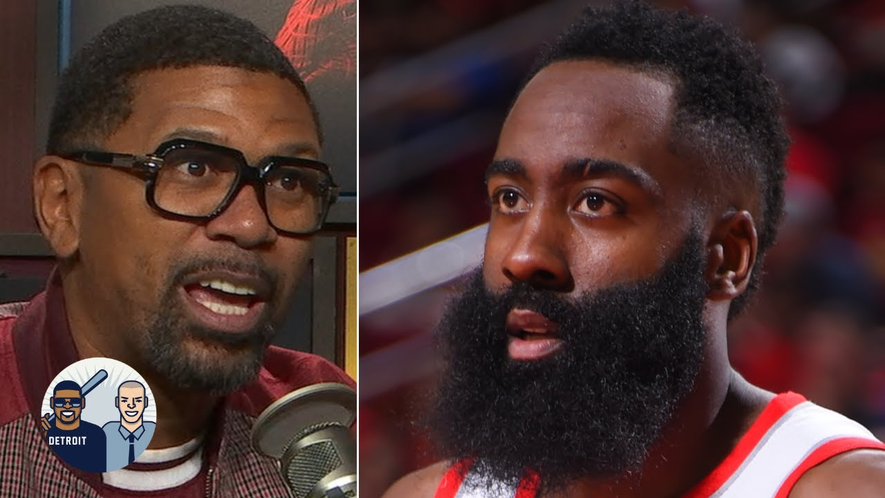 Jalen Rose is glad James Harden got taken out with 60 points in 3 quarters | Jalen & Jacoby