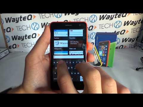 Nokia Lumia 625 okostelefon bemutató videó | Tech2.hu