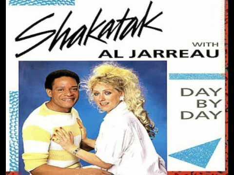 SHAKATAK & AL JARREAU - day by day (12 full version 1985) JULIK