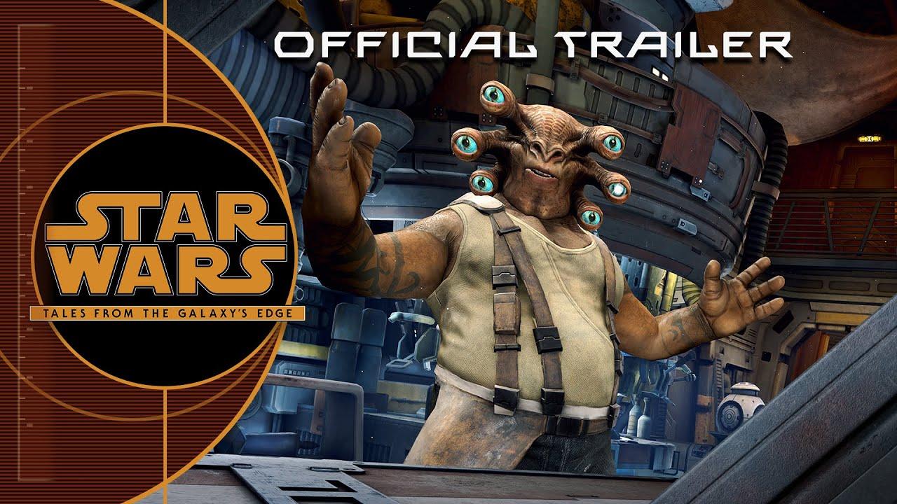 Star Wars: Tales From The Galaxy's Edge выйдет 19 ноября, эксклюзив Квеста