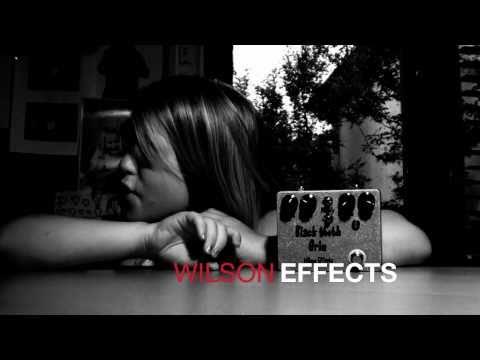 Wilson Effects: Black Tooth Grin - Strat to Bassman
