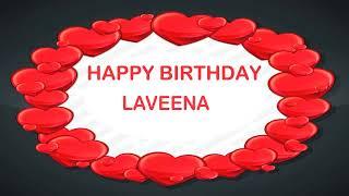 Laveena   Birthday Postcards & Postales - Happy Birthday