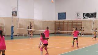 Voleibol Arroyo Alevín vs Licenciados