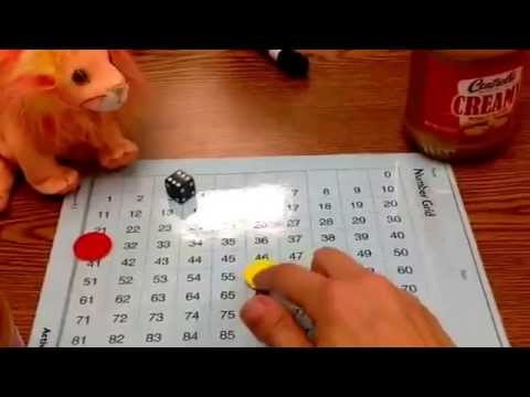Everyday Math Number Grid Game   YouTube Everyday Math Number Grid Game