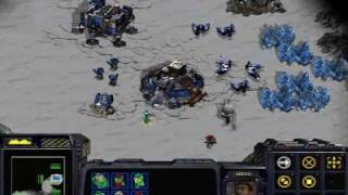 Starcraft: Brood War - Terran Mission 1: First Strike