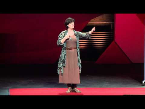 Picturing peace now: Linda Ragsdale at TEDxGrandRapids