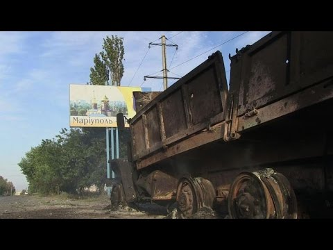 Heavy fighting threatens Ukraine ceasefire