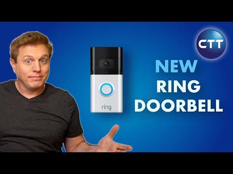 NEW Ring Video Doorbell 3 Plus - SHOULD YOU BUY IT?