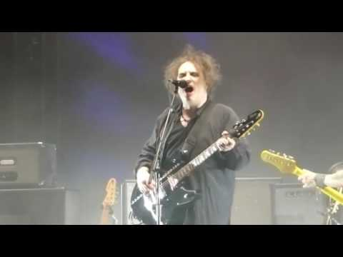 The Cure A Strange Day  Live in Houston - 2016 NORTH AMERICAN TOUR